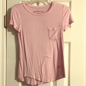 Aeropostale Soft T-Shirt with Pocket